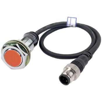Proximity Sensor Tipe Konektor Luar Kabel Silindris