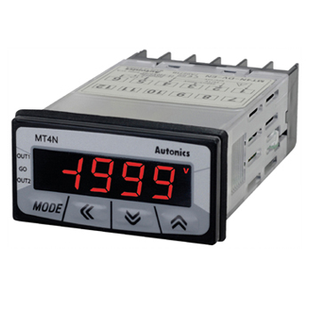 Multi Panel Meter Digital Kecil DIN W48 x H24 mm